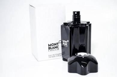 Mont Blanc Emblem Tester Perfume