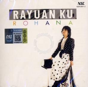 CD ROHANA Rayuan Ku