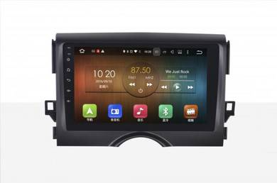 Toyota Mark x Quad Core Android 2GB IPS SCREEN