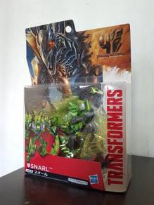 Transformers AOE Movie Advanced AD28 Snarl MISB