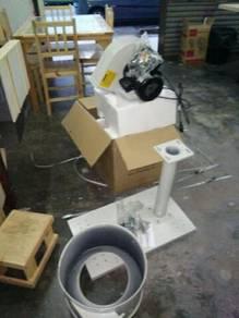 Hawk dust colector