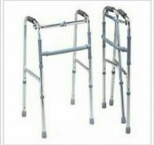 Reciprocal walking Frame tongkat lipat walker