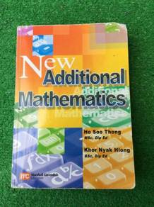 New Additional Mathematics GCSE, iGCSE, Marshall C