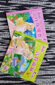 Cheap chinese barbie story books