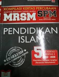 MRSM Pendidikan Islam SPM