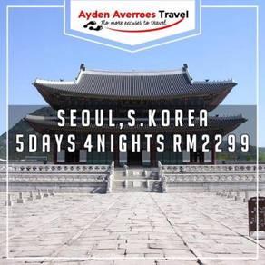 Seoul 5hari 4malam