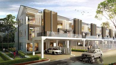 Pantai Jerjak_3 Storey Link House_With Private Lift