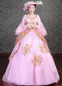Pink Gown Dress Wedding Bridal RBMWD0141