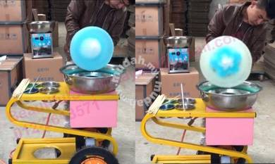 Bunga Mesin Gula Kapas Flower Cotton Candy Machine