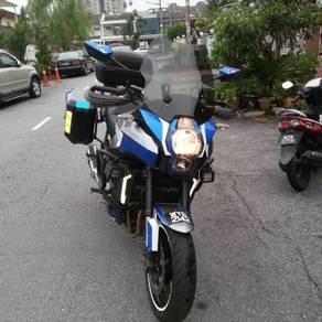 2013 Kawasaki Versys 1000 cc (rare)