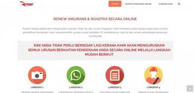 Website Design FREE Hosting dan Domain