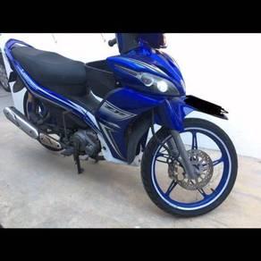 2012 Yamaha 115ZR