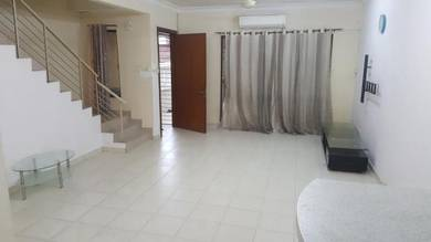 Double Storey House (20 x 70 )FOR RENT - (Desa Coalfields, Sg Buloh)