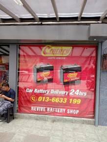 Ns60 - car battery bateri kereta century