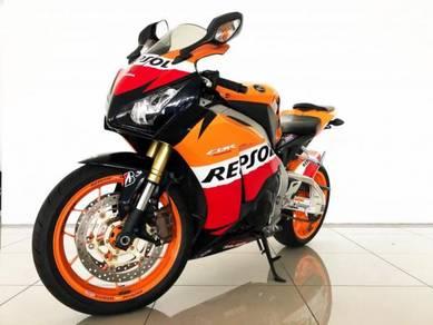 2013 Unregister Honda CBR1000RR Repsol Euro Spec