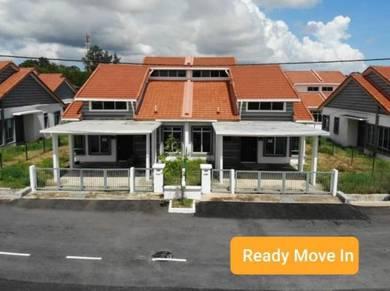 Rumah Baru Semi Di Balok Perdana Tanah Besar