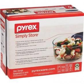 Pyrex Simply Store 6-Pc set storage praktikal