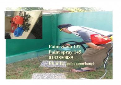 Gajet semburan paint zoom baru