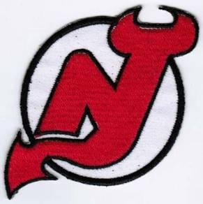 New Jersey Devils NHL National Hockey League Patch