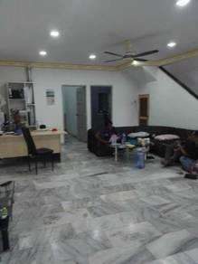 Sri Skudai, Fully Renovated, 2 Storey, Jalan Emas, Near Bukit Indah