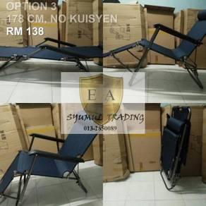 Kerusi malas lazy chair menunggu dan rehat
