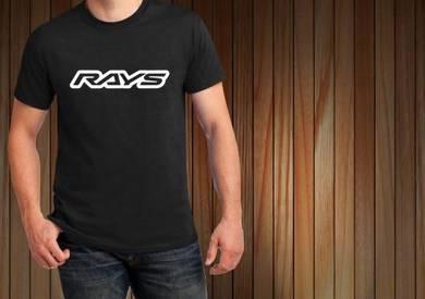 Baju T-Shirt RAYS I NSQ95 siap poslaju