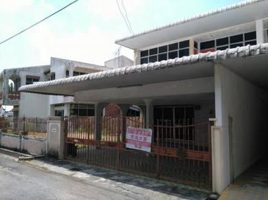 Semi D double storey - Kangar