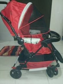 5 In 1 stroller with Good condition