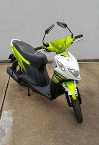 2015 - Suzuki Nex 110 - Scooter ( Ego icon )