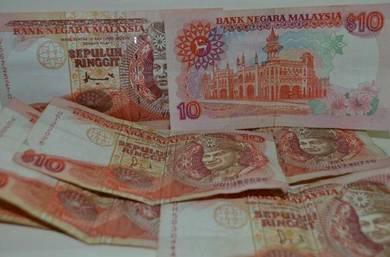 RM 10 duit lama