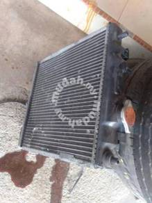 Radiator auto L2 turbo double layer
