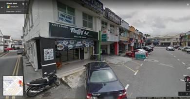 Taman University Fully Furnished Shop Lot