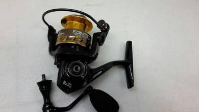 Santec Bone 500 / 800 Spinning Fishing Reel