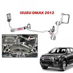 Isuzu Dmax d max 2007-2011 Space Arm 4wd 4x4