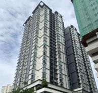 [ FREEHOLD ] Berlian Residency, Setapak, Low Density [ 100% Loan ]