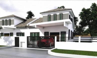 Shah Alam Single Storey Semi-D like Bungalow, near Eco Santuary