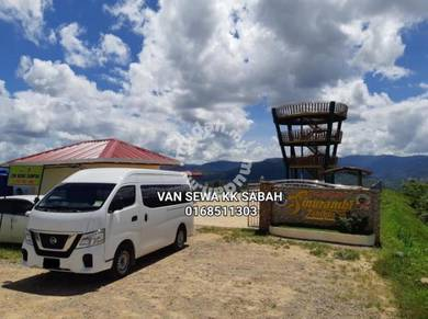 Charter Van with driver