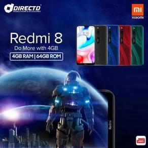 XIAOMI REDMI 8 (4GB/64GB | 5000 BATTERI)MYset