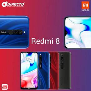 XIAOMI REDMI 8 (MODEL BARU | 4GB RAM | 5000 mAh)