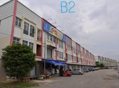 3 storey commercial shop/office, Biz-Park, Kuantan