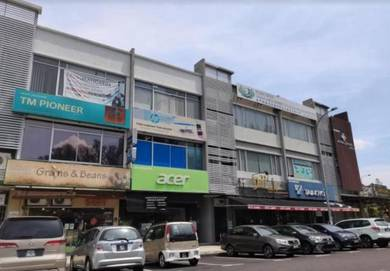 Office Space Near Gamuda Walk Kota Kemuning Bukit Rimau