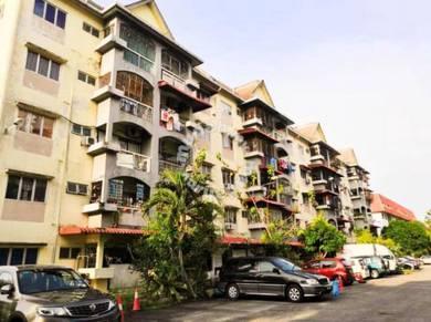 Andorra Apartment Shah Alam 950sf Seksyen25 CASH BACK 100%LOAN