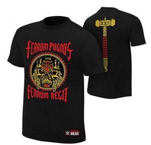 WWE WWF Shirt (Triple H 2016) Baju Wrestling Gusti