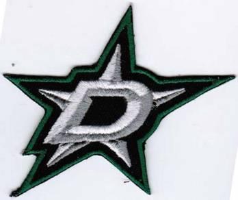 Dallas Stars NHL National Hockey League Patch