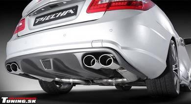 Mercedes W207 E Coupe Piecha Rear Diffuser