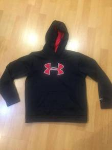 Under Armour Boys Winter Fleece Hoodie