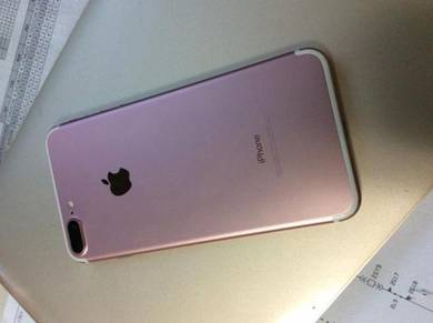 Full box iphone 7plus 128gb ori myset