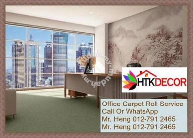 Modern Office Carpet roll with Install UD66