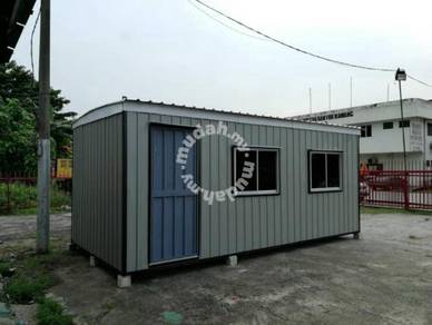 New site office quarter cabin h1