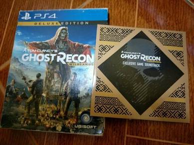 Ghostrecon winland deluxe & watchdog